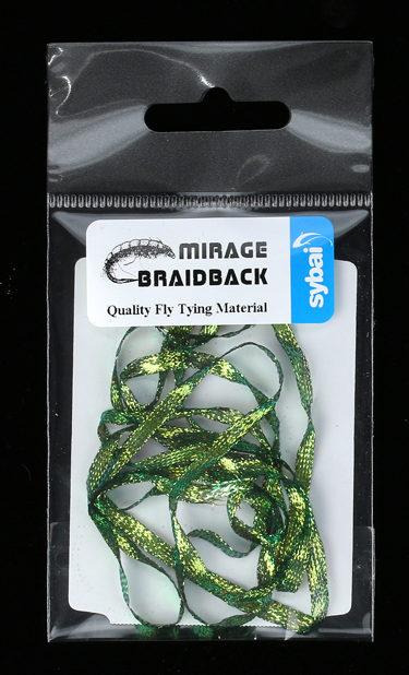 Mirage Braidback