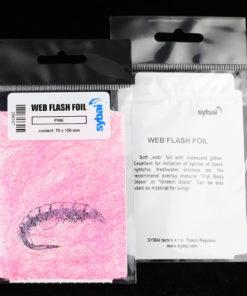 web flash foil Sybai